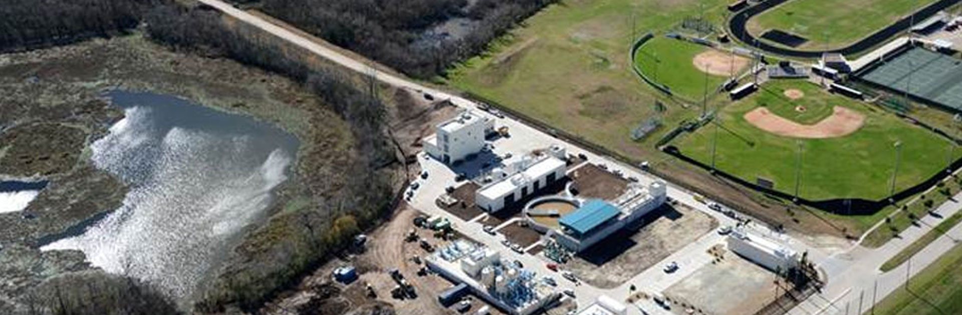 Sugar Land Water Treatment Project