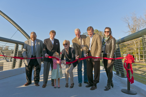New Houston Bridge to be Named After Coats Rose Founding Partner Bill Coats