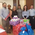 Coats Rose Supports Annual HYLA Adopt an Angel Program