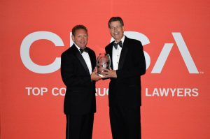 Coats Rose Honored with Construction Lawyers Society of America Law Firm Award