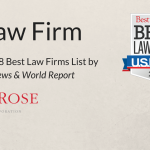 Coats Rose Named to the 2018 Best Law Firms List